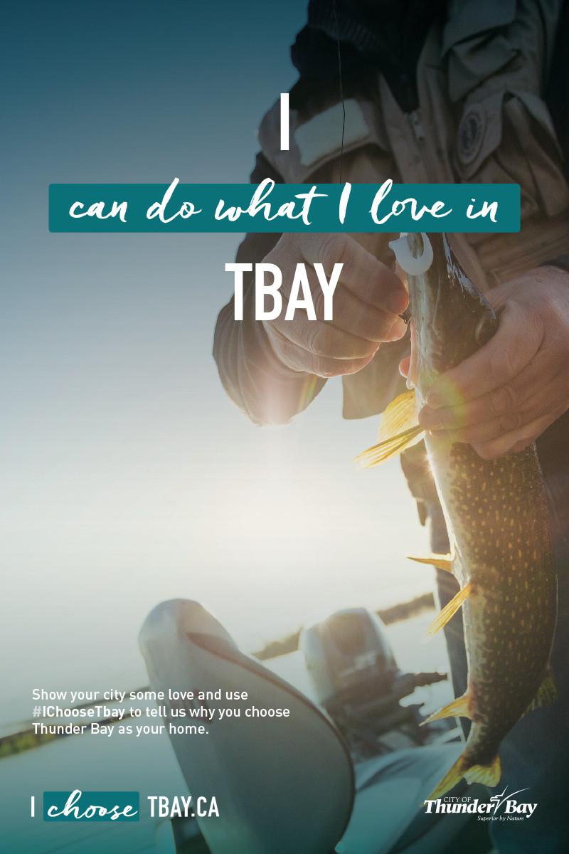I Choose Tbay – Poster 1